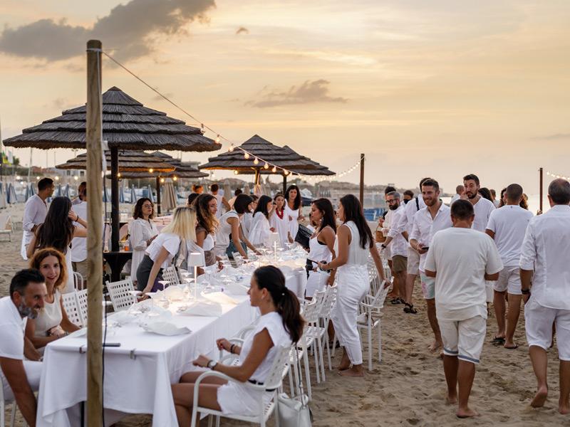 Bagni giuliana stabilimento balneare a senigallia la spiaggia